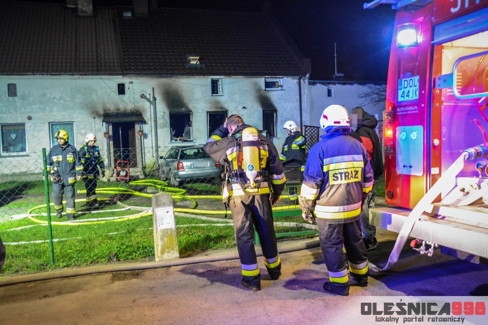 Wówczas płomienie już zajęły małpiarnię i strażacy nie zdołali jej ugasić.